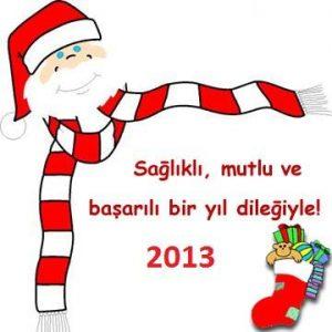 2013 yeni yıl mesajları