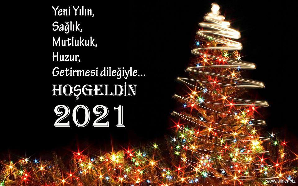 2021 yeni yıl mesajları