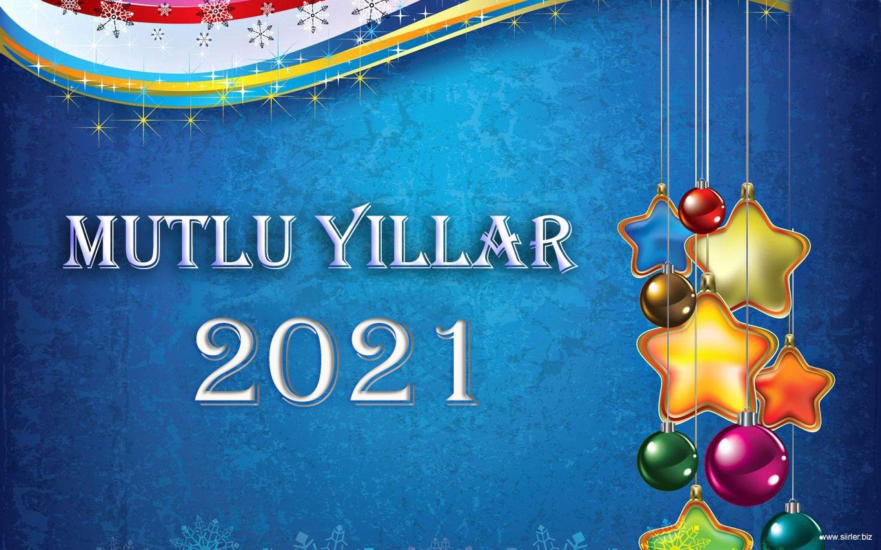 mutlu yıllar 2021, 2021 mesajları, 2021 yeni yıl