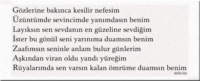 Gülizar akrostiş, Gülizar ismine özel akrostiş şiir